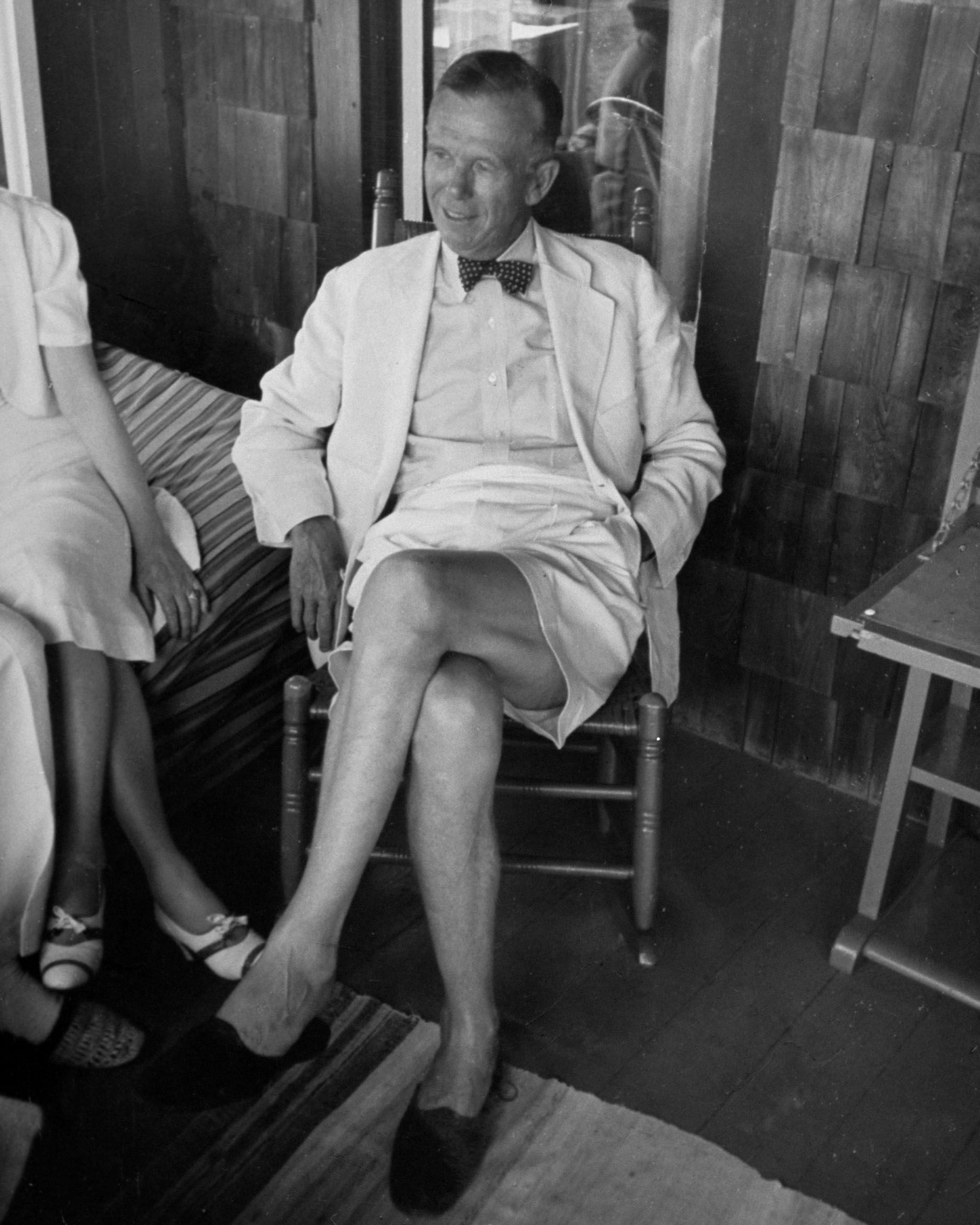 General george c marshall quotes - Dare To Wear The History Of Bermuda Shorts In Photos