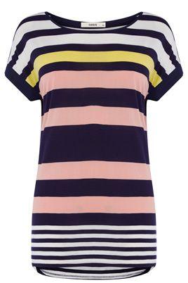 Triple Stripe T-Shirt