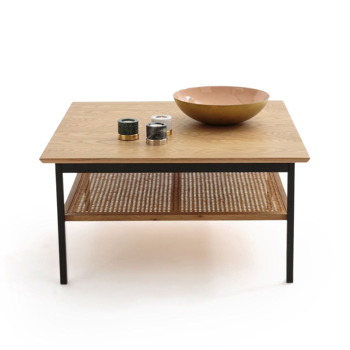Table Basse Chene Et Cannage Table Basse Cannage Table Basse Nature Table Basse Vintage Tendance En 2020 Table Basse Carree Table Basse Table Basse Rotin