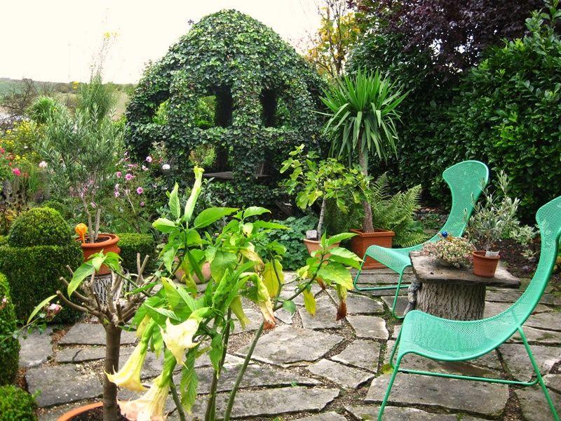Gartenbuddelei Garten / Pflanzen Pinterest - pflegeleichter garten anlegen