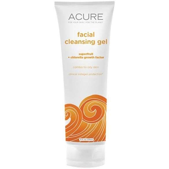 Acure Organics Superfruit Facial Cleanser