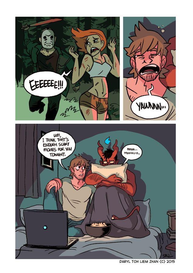 Boys demon gay stories