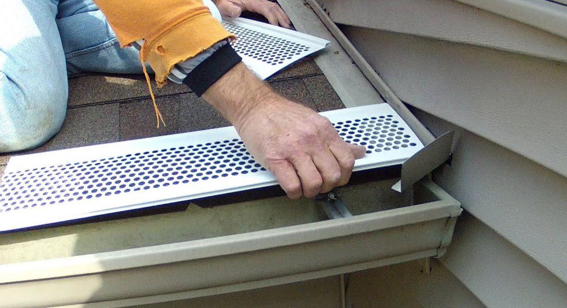 Gutter Guards Sydney Premium Quality Gutter Guards How To Install Gutters Gutter Repair Gutter Guard
