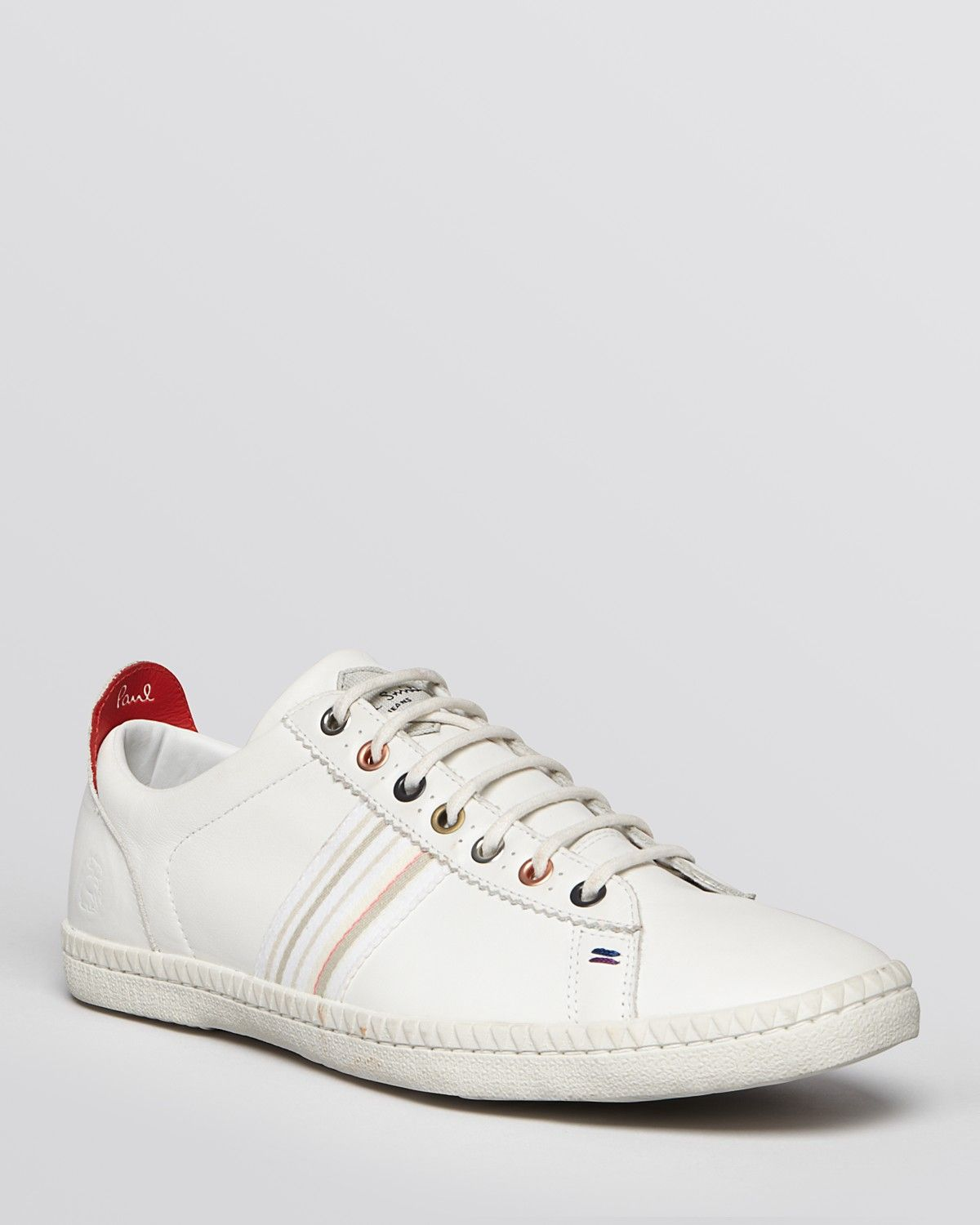 dcc051b5 Paul Smith Osmo Leather Sneakers | Bloomingdale's | Clothes & What ...