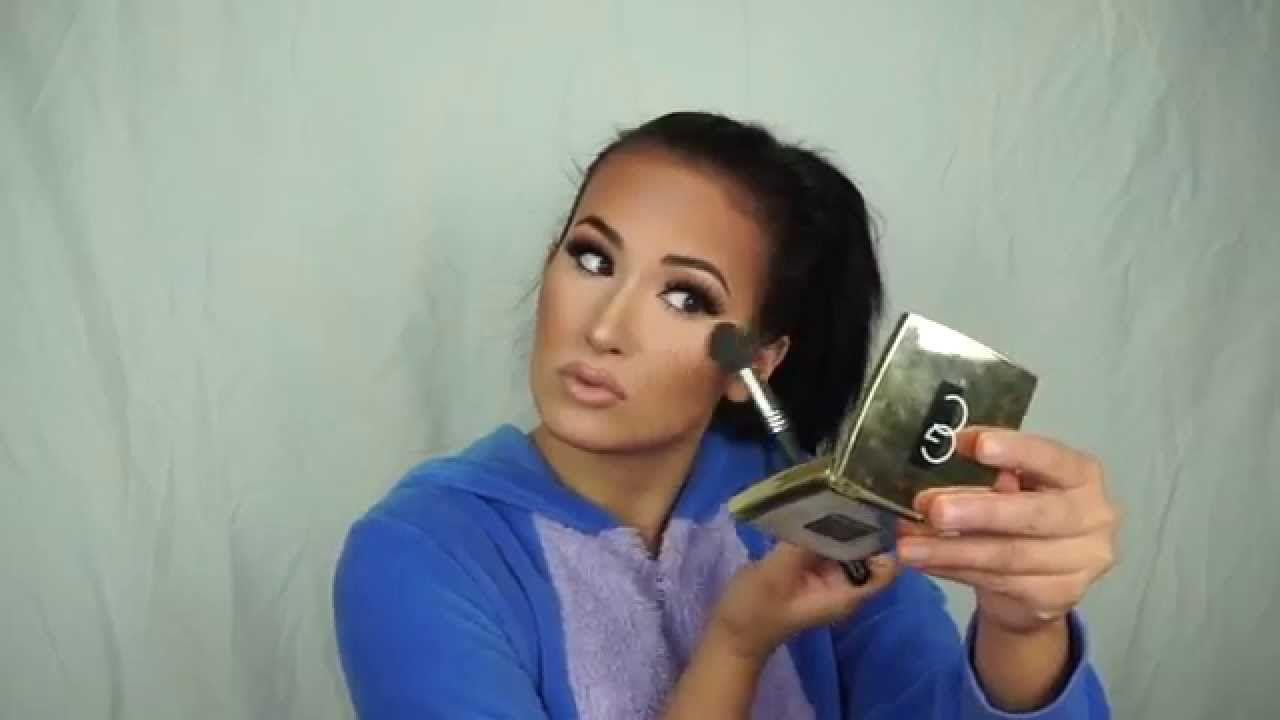 Highlight Contour Video Tayavanessa Youtube Style Hair