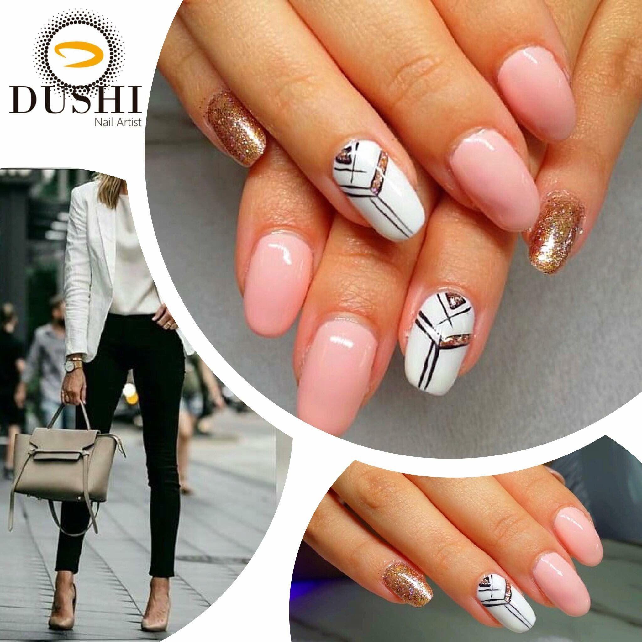 By: Dushi Salón.   Diseños de uñas elegantes, Manicura ...