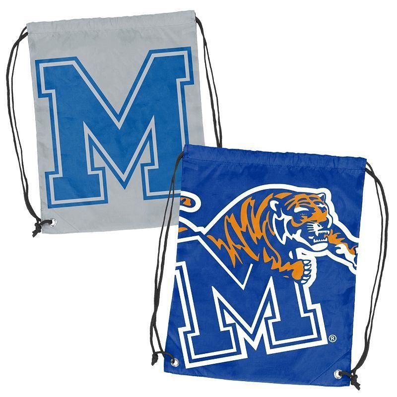 Logo Brand Memphis Tigers Double Header Reversible