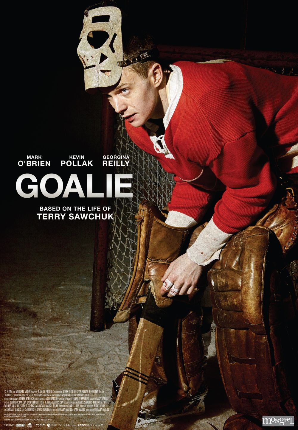 Goalie movie trailer
