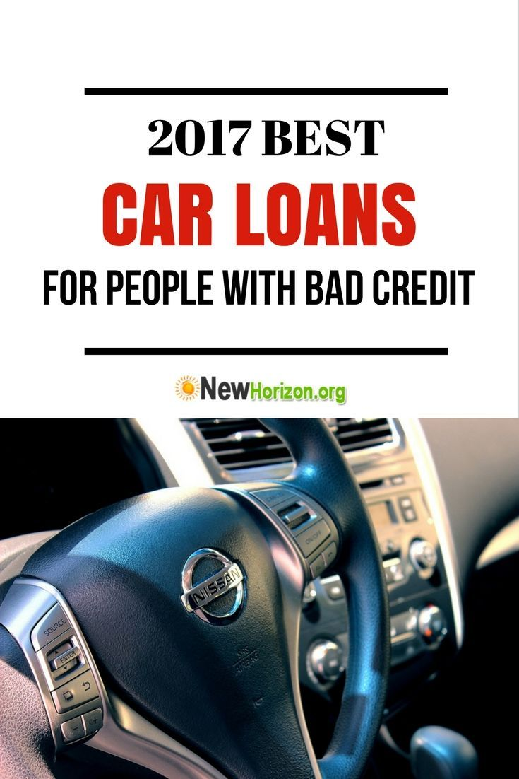 Car Loans For People With Bad Credit >> Bad Credit Auto Loan Own A New Or Used Car Even With Bad Credit
