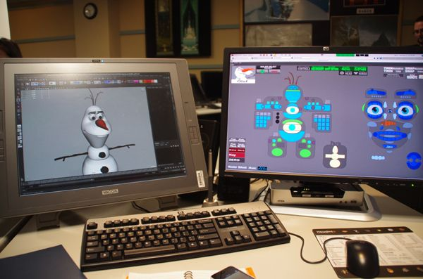 Disney S Frozen Do You Want To Rig A Snowman Rigs 3d Modeling Tutorial Animation Tools