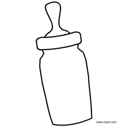 28+ Clipart baby bottle information