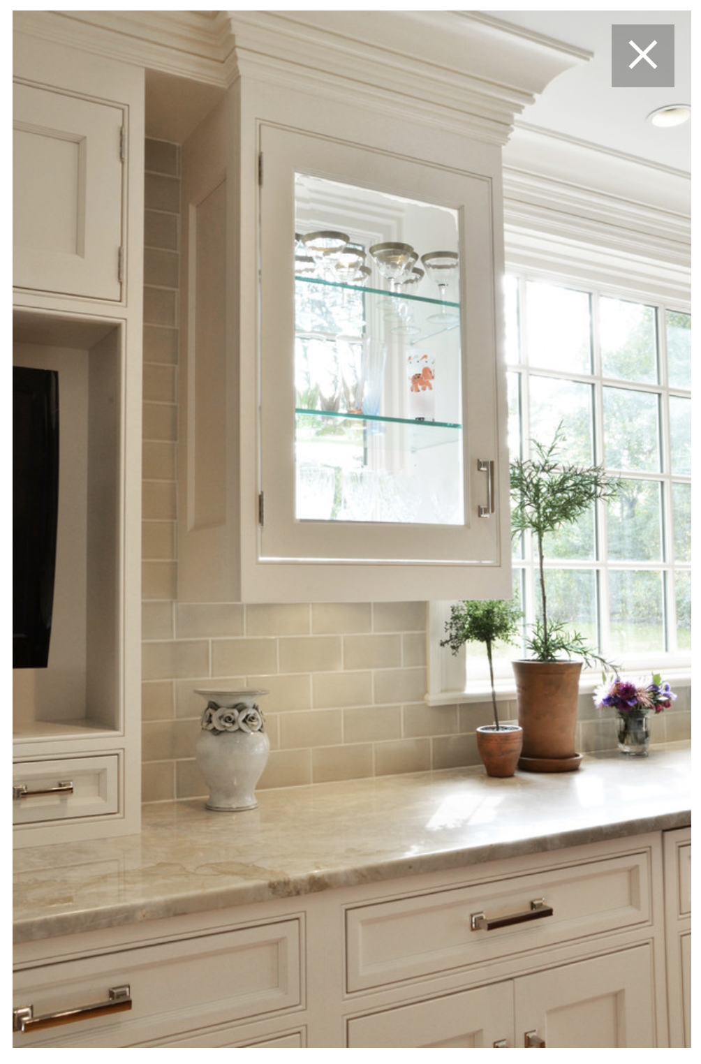 - Love The Combination Of Backsplash And Soprano Countertop
