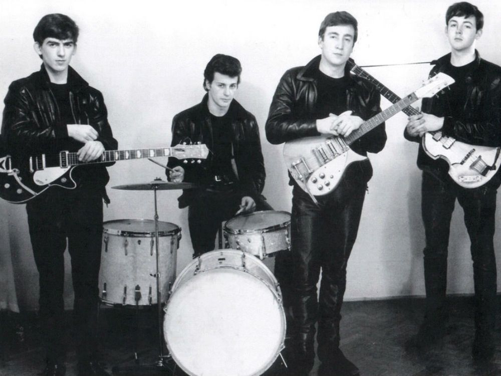 After Pete Best Was Fired And Replaced By Ringo Starr John Lennon