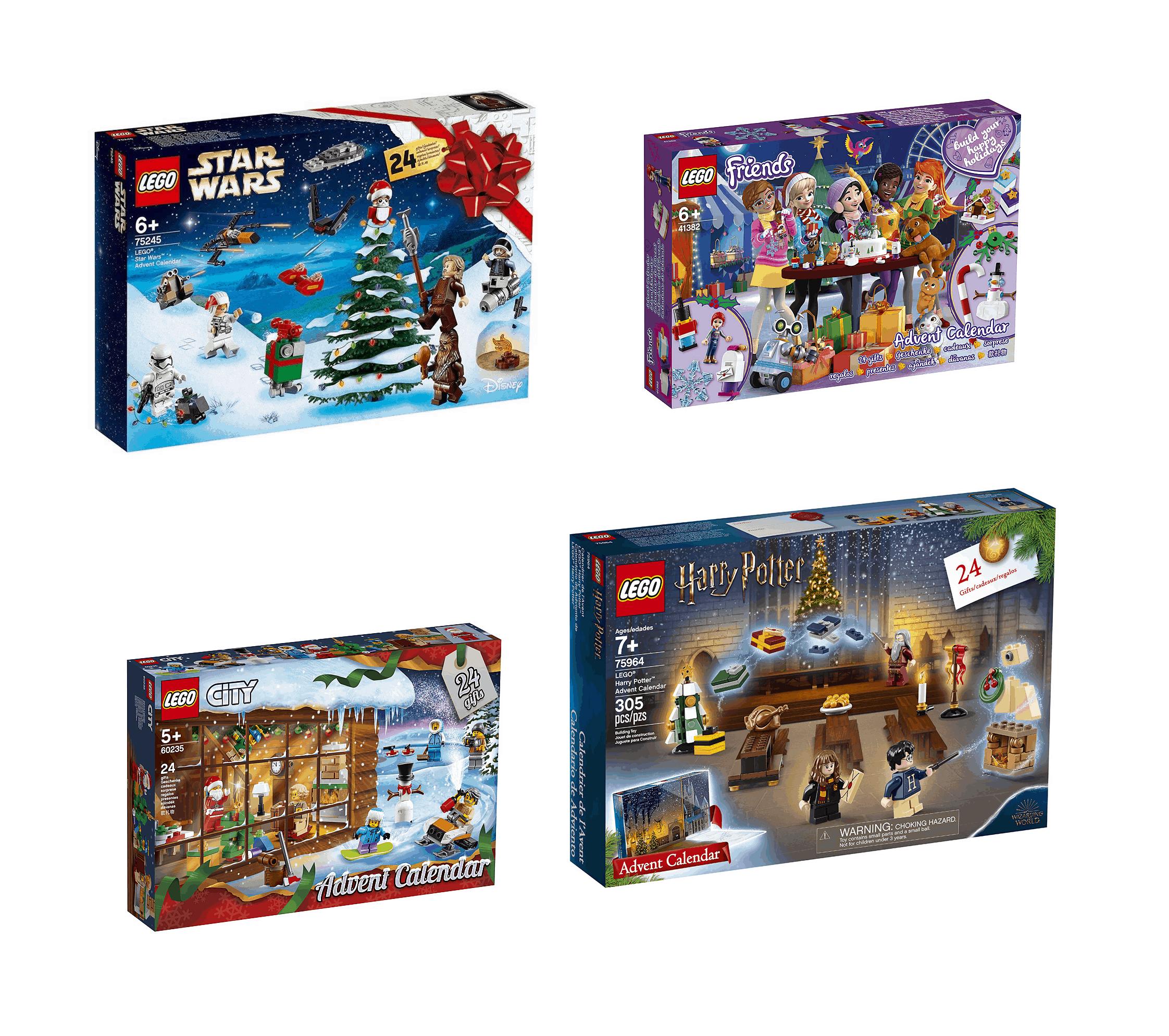 2019 Lego Advent Calendars Coming Soon Full Spoilers Hello Subscription Lego Advent Calendar Lego Advent Harry Potter Advent Calendar