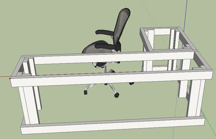 U Shaped Desk Diy Bing Images Diy Desk Plans Computer Desk Plans Desk Plans