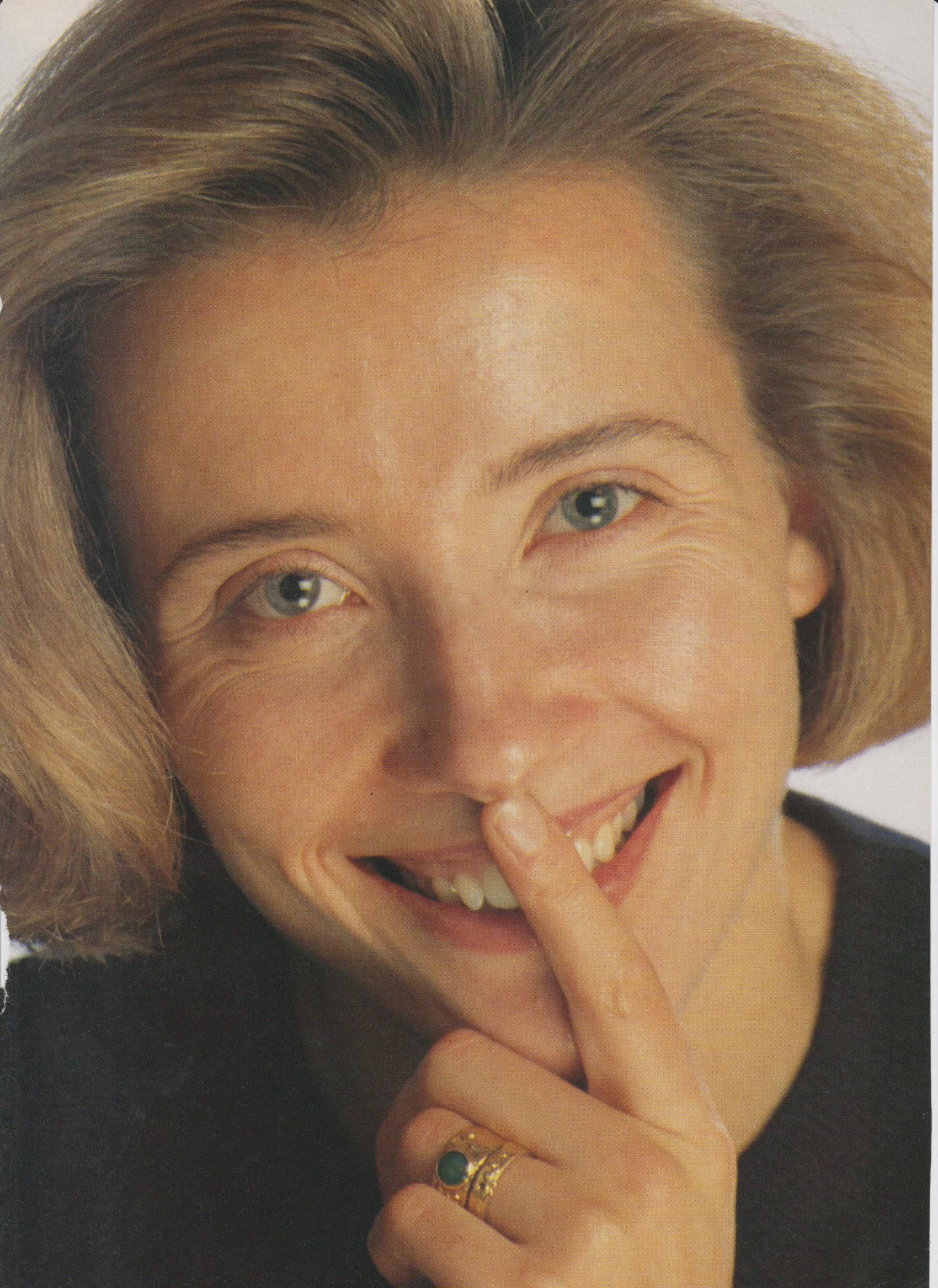 Emma Thompson Time Out interview April 1992