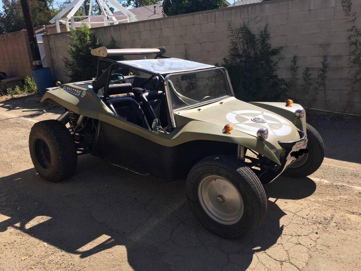 Dune Buggy Baja Bug Empi Seat Foam Kit