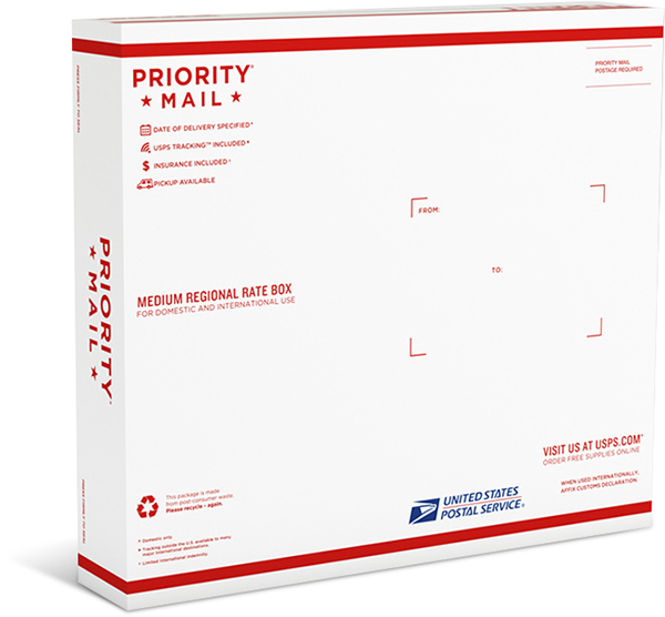 Regional Rate Box B Side Loading Rrb B2 0713 Priorities