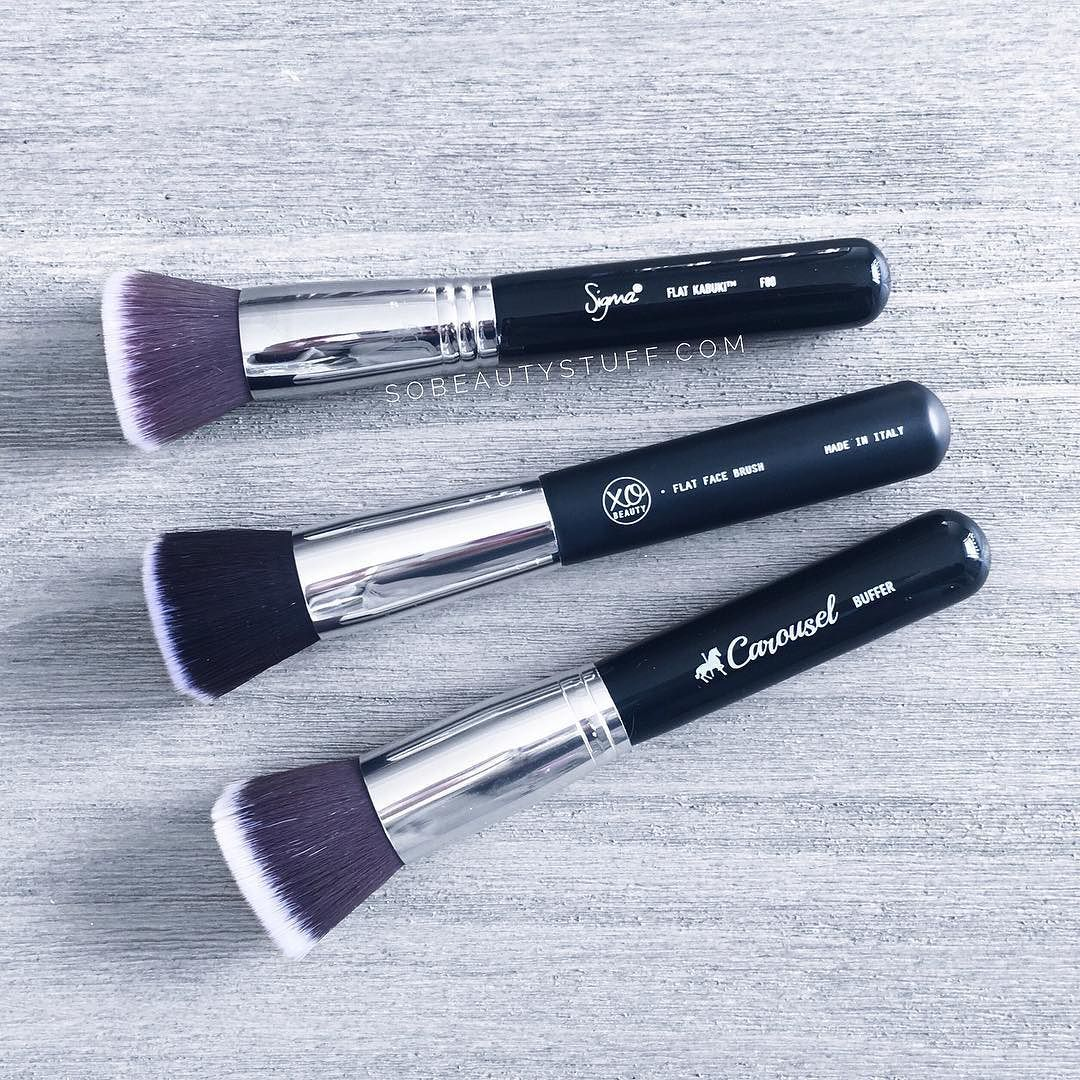 Did you see my review on my top 3 kabuki brushes? Link in