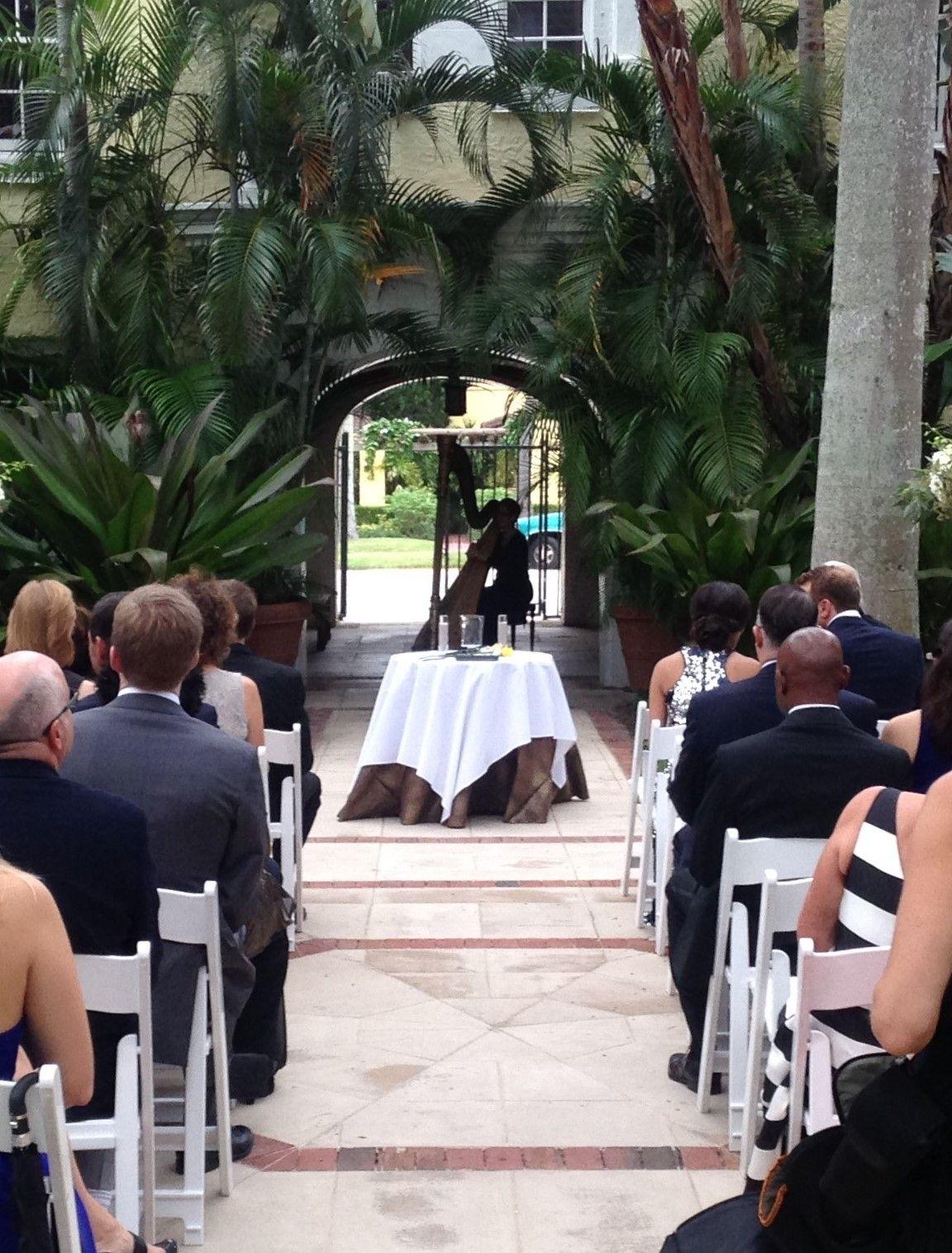 Brazilian court wedding florida wedding ceremony