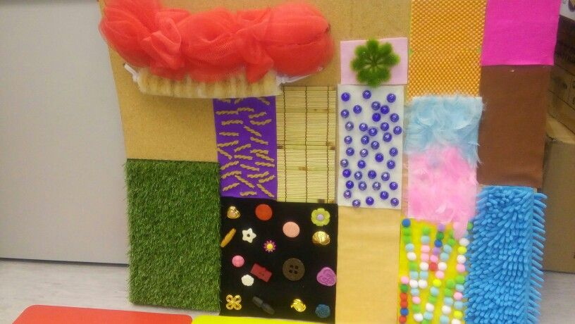 Sensory Boards for Babies