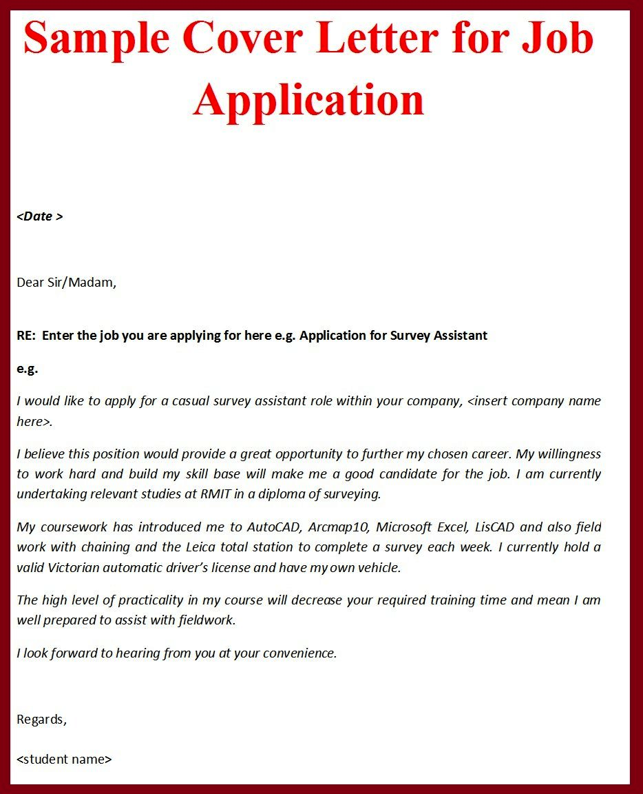Applying Job Cover Letter Leading Professional Data Entry Best