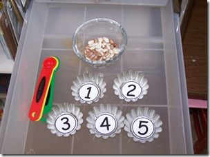 making counting a game. cool