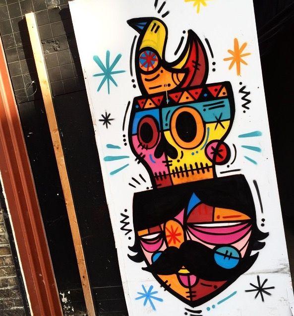 by Ruben Sanchez in London, 5/15 (LP)