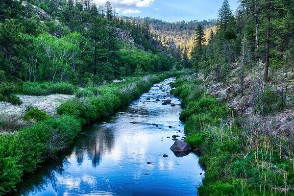 White Mountain East Fork Black River