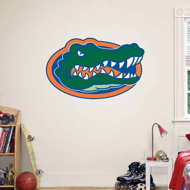 florida gators logo fathead wall decal 90 fathead on wall logo decal id=43500