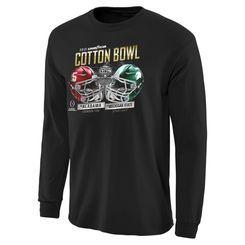 Men's Black Alabama Crimson Tide vs. Michigan State Spartans 2016 College  Football Playoffs Cotton Bowl