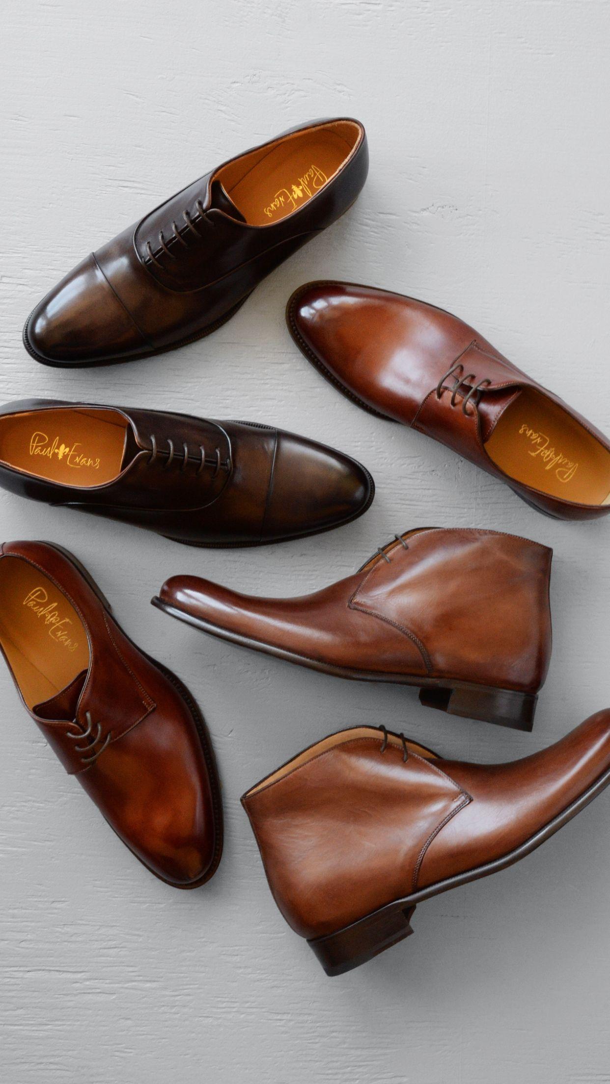 best luxury mens shoes