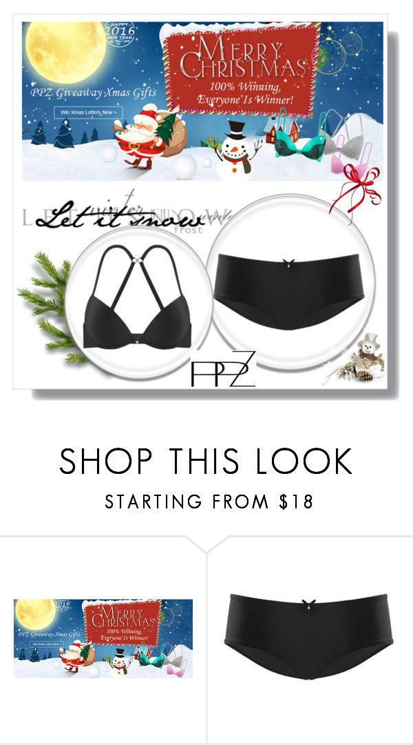 """PPZ Lingerie"" by fashion-all-around ❤ liked on Polyvore featuring PPZ"
