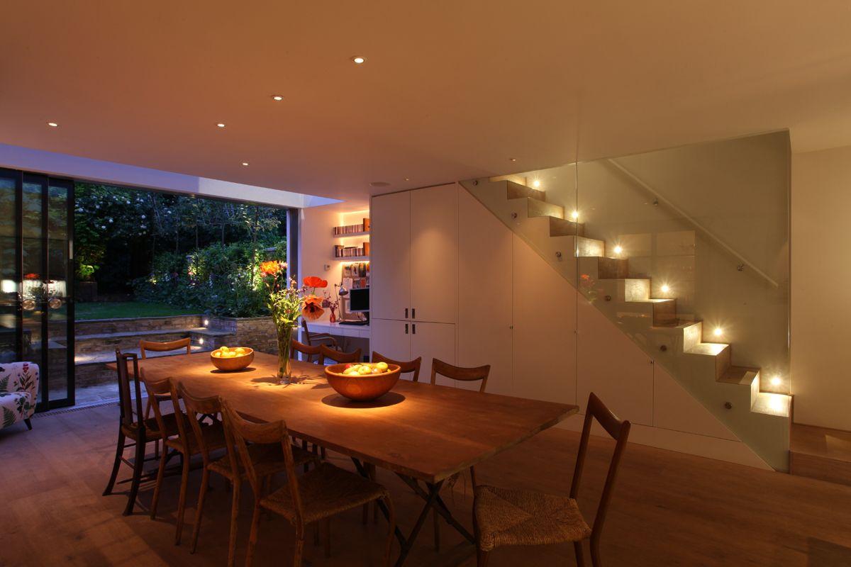 Interior Design Of Dining Room Lighting Design John Cullen .