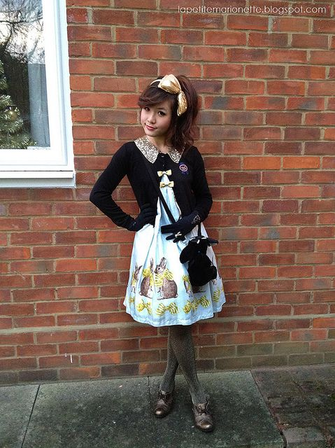 Emily Temple Cute - Rabbit OP, pixie_late always rocking her adorable style.