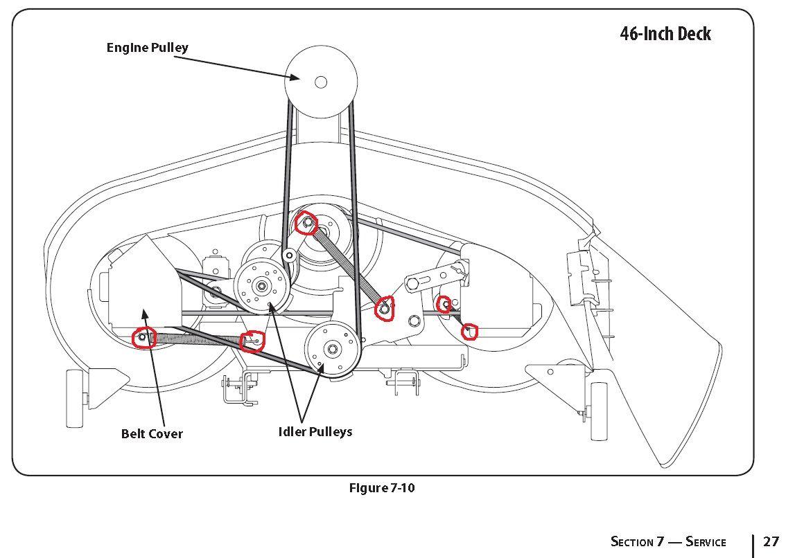 Troy Bilt Wiring Diagram