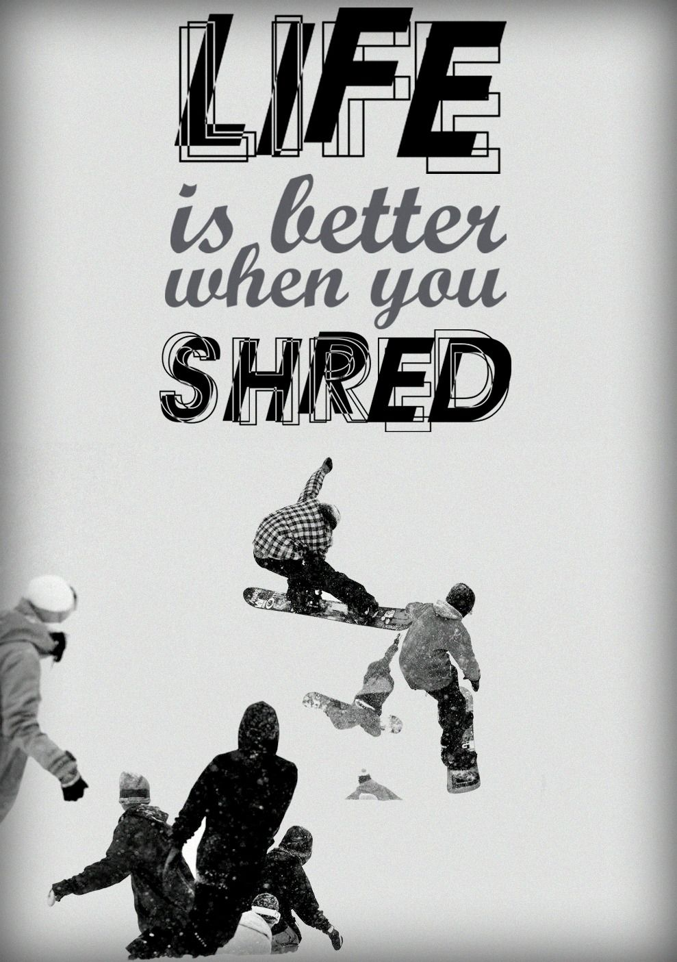 Life is better when you shred. And make booze! #madeintahoe #snowflakevodka #snowboarding