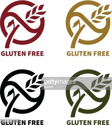 Gluten Free Symbol Just Select And Change Color As You Want In