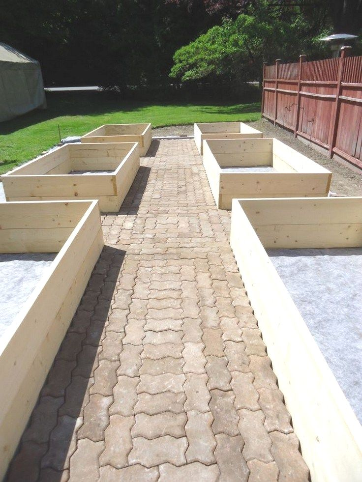 make your own veggie garden in 2020  building a raised