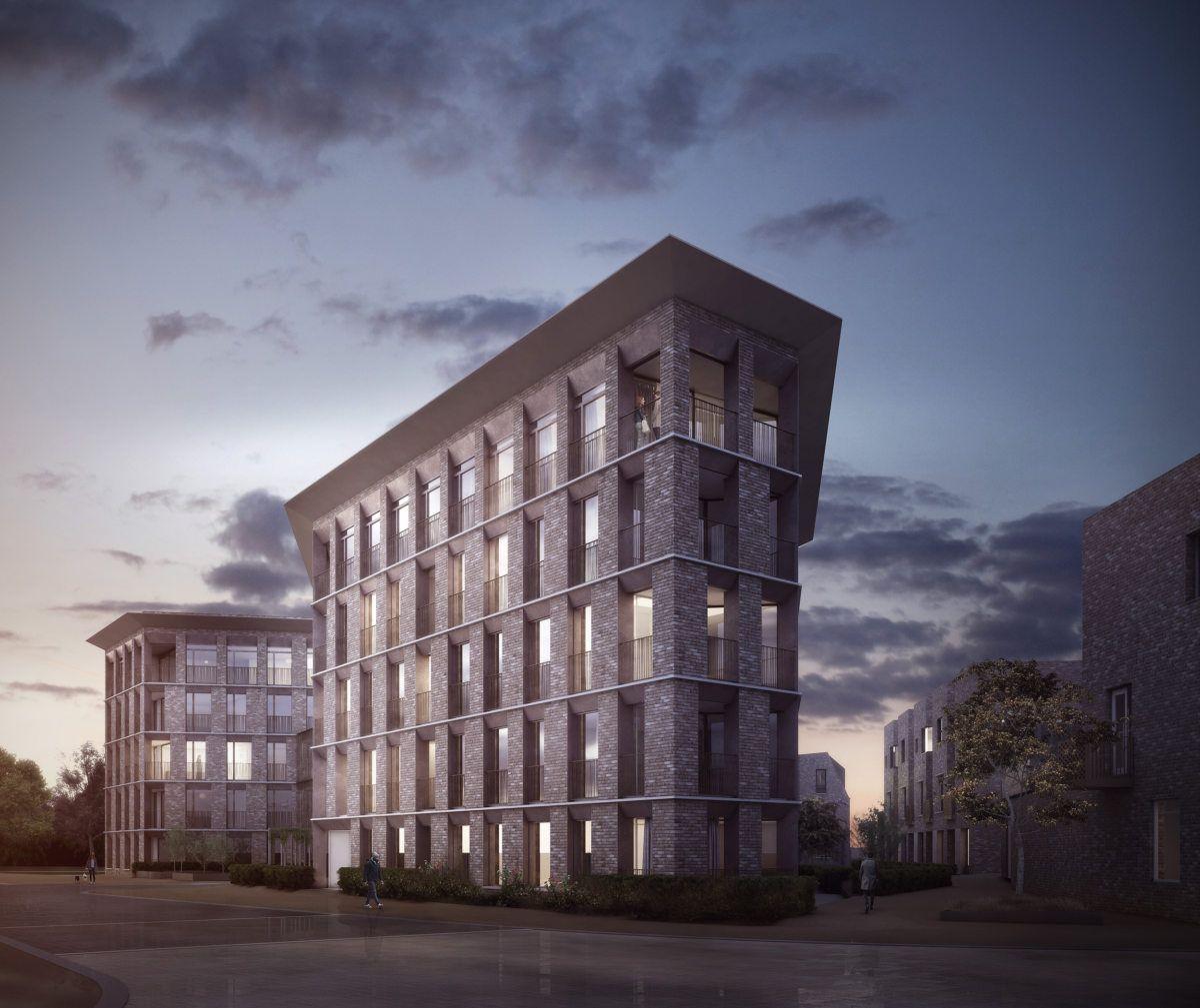 Alison Brooks Architects _ North West Cambridge