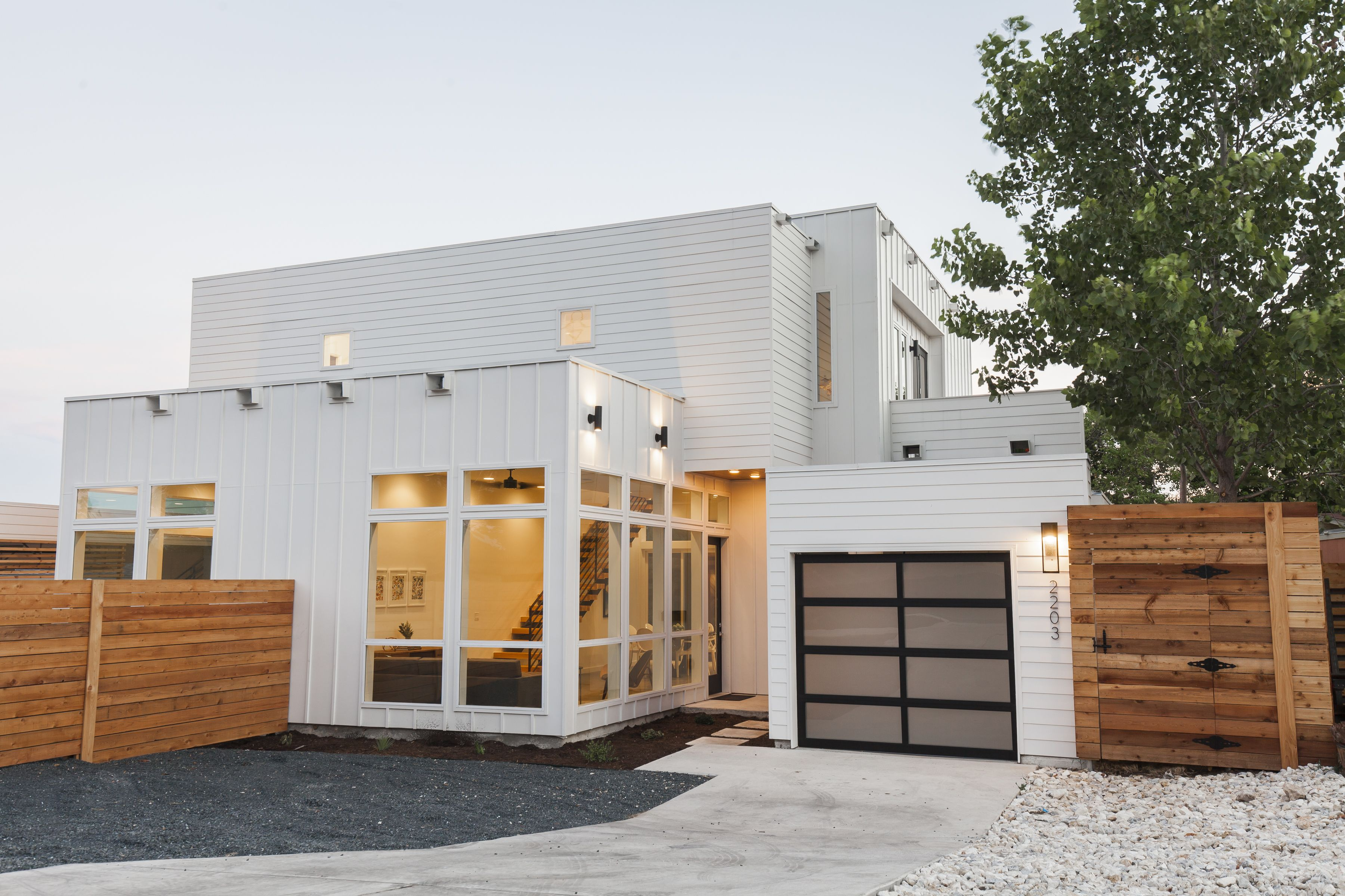 Photo 1 of 10 in Ship Shape: An Austin Home With a Shipping Container…