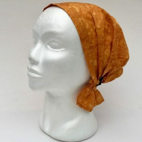 Free Chemo Headwear Pattern and TutorialSpecial Request