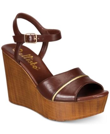 Kimber james heels wedge sorry