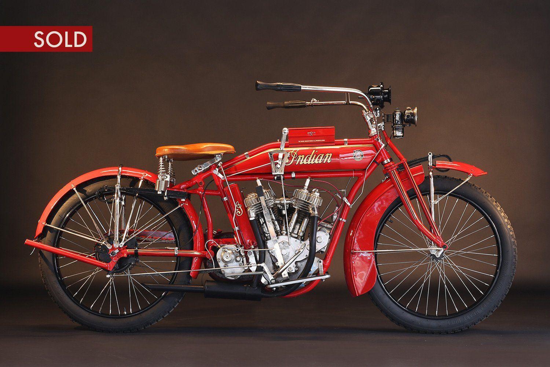 1916 Indian 1000cc Power Plus Vintage Indian Motorcycles Indian Motorbike Indian Motorcycle