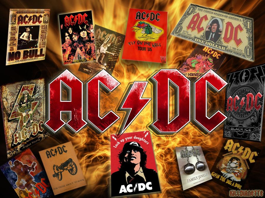 Acdc Wallpaper By Killddianette On Deviantart Acdc Wallpaper Acdc Background Pictures