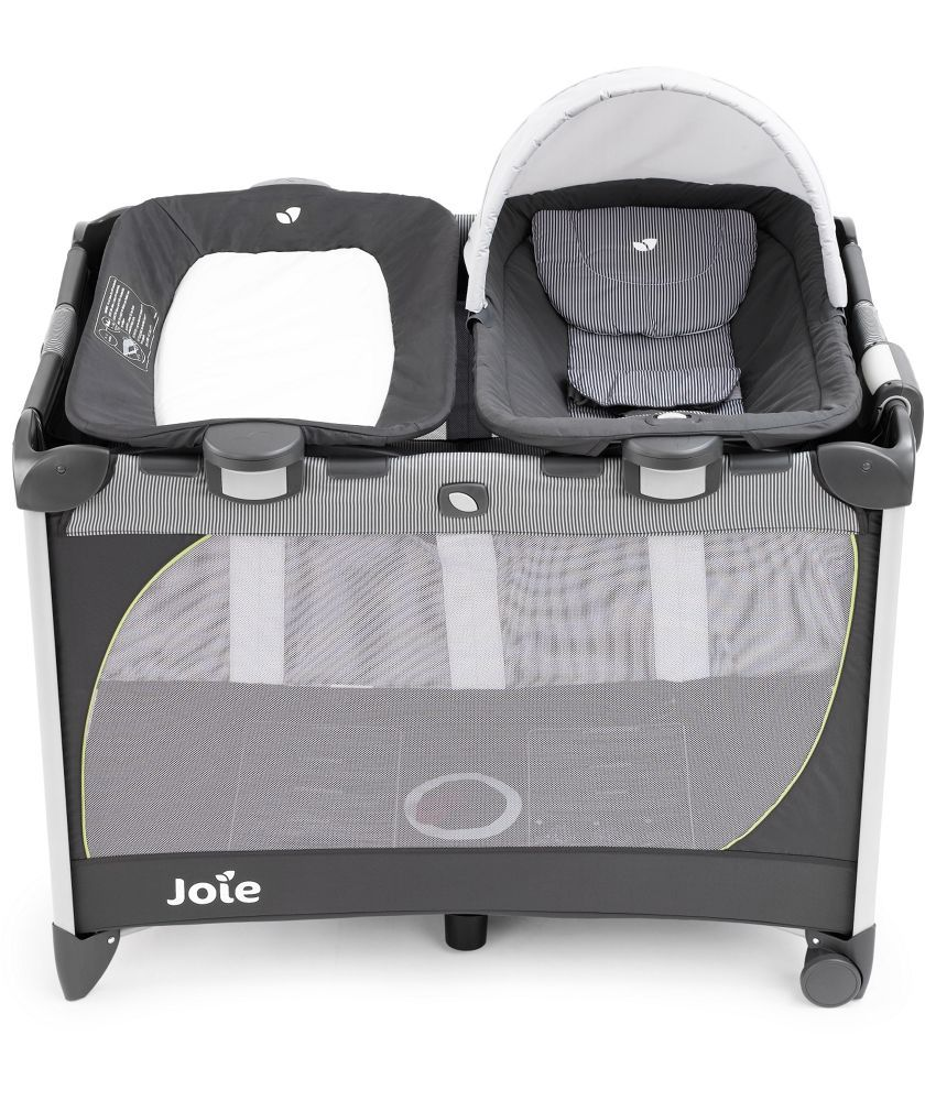 Buy Joie Secureclick Travel Cot Midway Change And Rock At Argos Co