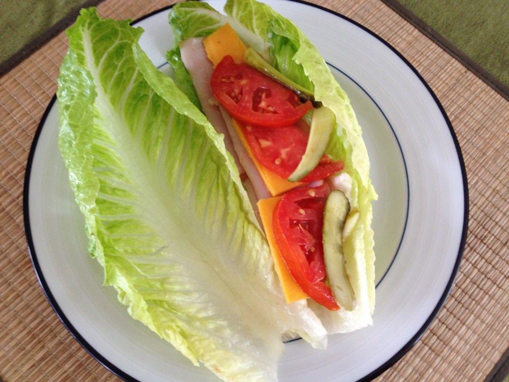 An Easy Wheat/GlutenFree Sandwich...our take on Jimmy