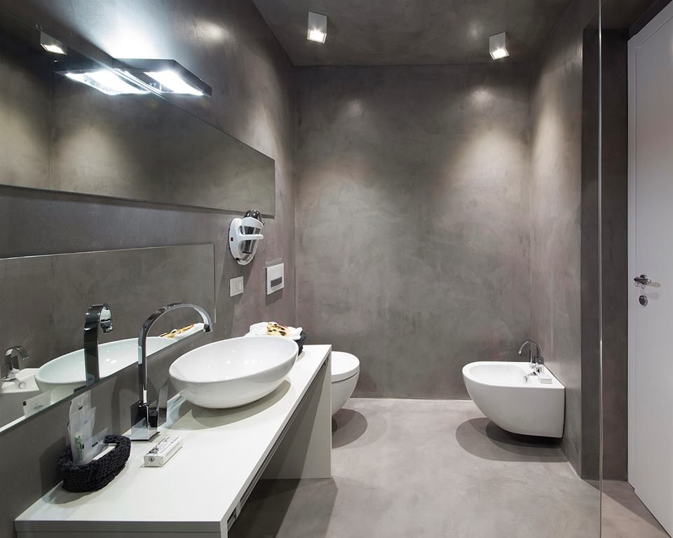 Best Bagno In Resina Pictures - Idee Arredamento Casa - baoliao.us