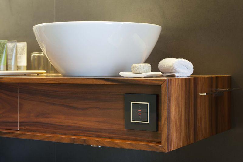 Vimar referenza relais san lorenzo bagno impianto elettrico