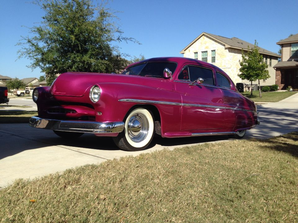 My 1950 Mercury Rockport, Tx Best riding and driving